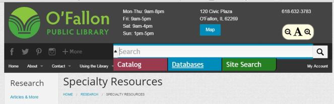 Simple & easy! Save time on research.