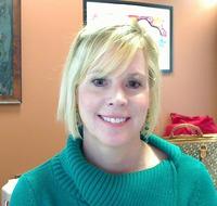 Library Director Molly Scanlan