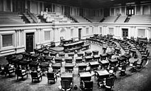 Senate Chamber 1873