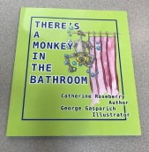 There's a Monkey in the Bathroom