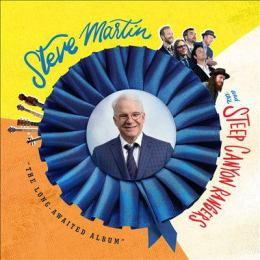 Steve Martin Long Awaited Album