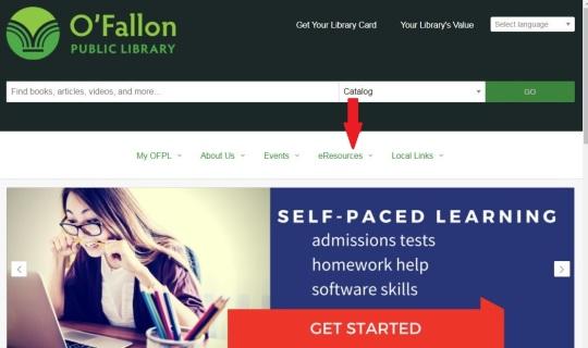 OFPL home page