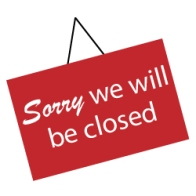 Sorry-we-will-be-closed-sign